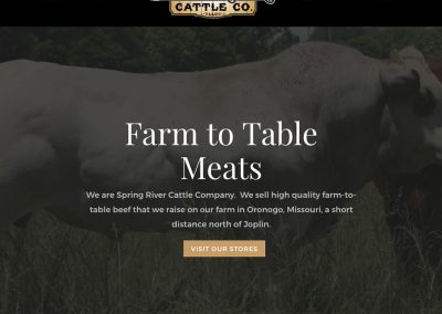 Spring River Cattle Company